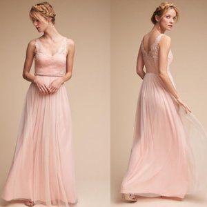 "BHLDN Blush ""Samantha"" dress by Hitherto"